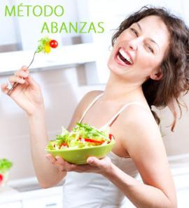 método abanzas, dieta sana, fácil y efectiva